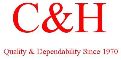 C & H Sport Surfaces, Inc. Logo